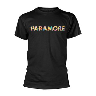 PARAMORE Colour swatch, Tシャツ