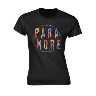 PARAMORE Painting spiral, Tシャツ