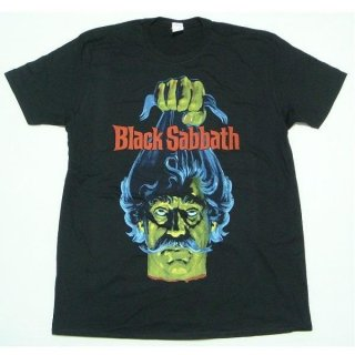 BLACK SABBATH(映画) Black Sabbath Head, Tシャツ