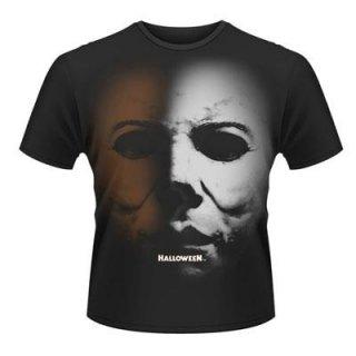 HALLOWEEN Mask Jumbo Print, Tシャツ