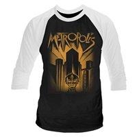 METROPOLIS Metropolis, ラグラン七分袖シャツ