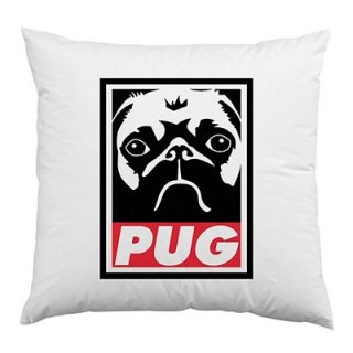 PUG Propaganda Pug, クッション