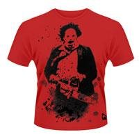 THE TEXAS CHAINSAW MASSACRE The texas chainsaw massacre - leatherface 2, Tシャツ