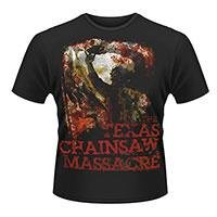 THE TEXAS CHAINSAW MASSACRE The texas chainsaw massacre french poster, Tシャツ