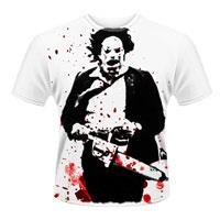 THE TEXAS CHAINSAW MASSACRE Leatherface Jumbo Tシャツ