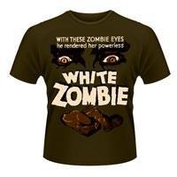 WHITE ZOMBIE White zombie (poster), Tシャツ