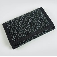 PLAYSTATION Pattern (trifold), 財布