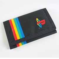 PLAYSTATION Stripes (trifold), 財布