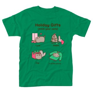 PUSHEEN Holiday gifts, Tシャツ