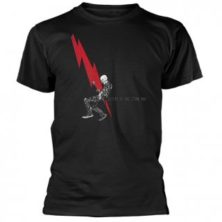 QUEENS OF THE STONE AGE Lightning dude, Tシャツ