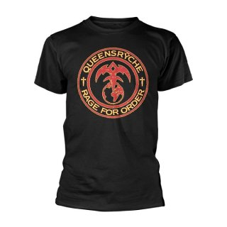 QUEENSRYCHE Rage for order, Tシャツ