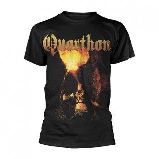 QUORTHON Hail the hordes, Tシャツ