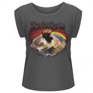 RAINBOW Rising, レディースTシャツ