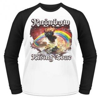 RAINBOW Rising tour 76, ラグランロングTシャツ