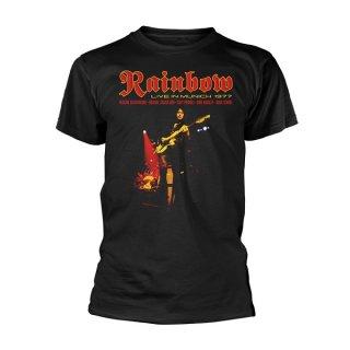 RAINBOW Live in munich, Tシャツ