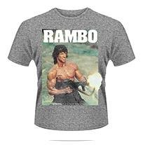 RAMBO Gun, Tシャツ
