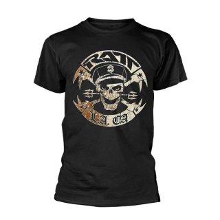 RATT Vintage ratt biker, Tシャツ