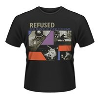REFUSED The Shape Of Punk To Come, Tシャツ