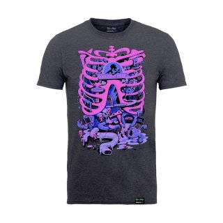 RICK AND MORTY Anatomy park, Tシャツ
