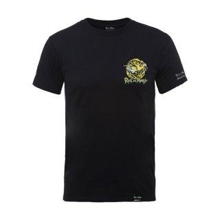 RICK AND MORTY Morty portal pocket, Tシャツ