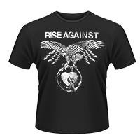 RISE AGAINST Patriot, Tシャツ
