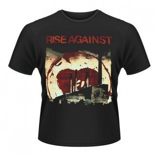 RISE AGAINST Smoke stacks, Tシャツ