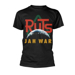 THE RUTS Jah war, Tシャツ