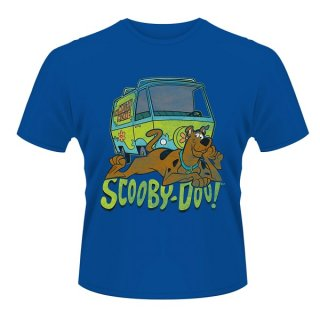 SCOOBY DOO Mystery machine, Tシャツ
