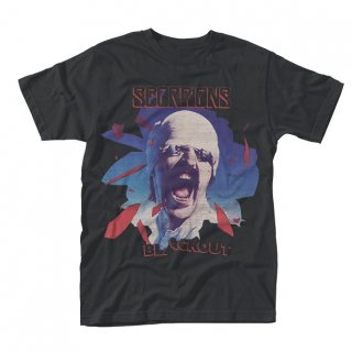 SCORPIONS Black out, Tシャツ