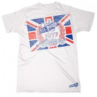 THE SEX PISTOLS Silver Jubilee, Tシャツ