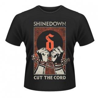SHINEDOWN Cut the chord, Tシャツ