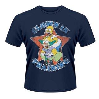THE SIMPSONS Clown, Tシャツ