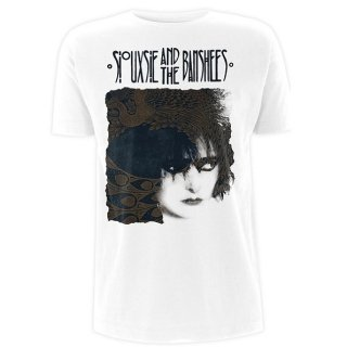SIOUXIE & THE BANSHEES White Face, Tシャツ