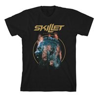 SKILLET Unleashed Explosion, Tシャツ
