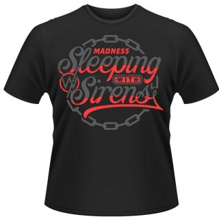 SLEEPING WITH SIRENS Madness, Tシャツ