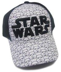STAR WARS Stormtrooper (kids), キャップ