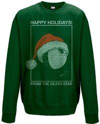 STAR WARS Death star holidays, スウェットシャツ