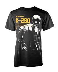 STAR WARS K-2so, Tシャツ