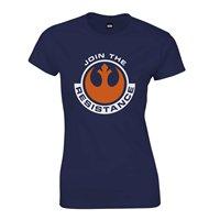 STAR WARS Join the resistance, レディースTシャツ