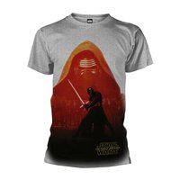 STAR WARS Kylo ren poster, Tシャツ