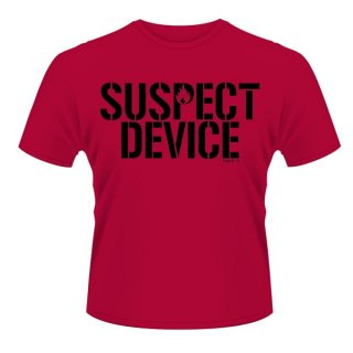 STIFF LITTLE FINGERS Suspect Device, Tシャツ