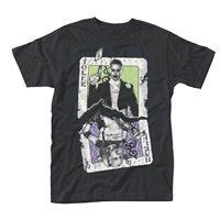 SUICIDE SQUAD Harley joker cards, Tシャツ