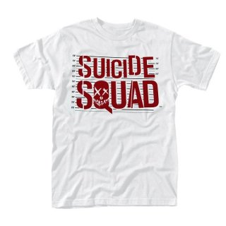 SUICIDE SQUAD Logo line up, Tシャツ