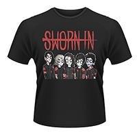 SWORN IN Zombie band, Tシャツ