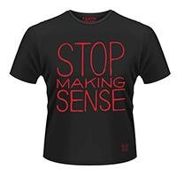 TALKING HEADS Stop Making Sense, Tシャツ