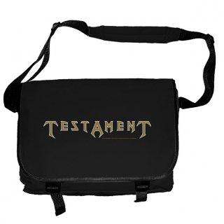 TESTAMENT Logo, メッセンジャーバッグ