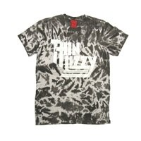 THIN LIZZY Logo Tie Dye, Tシャツ