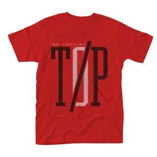 TWENTY ONE PILOTS Initial line, Tシャツ