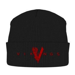 VIKINGS Logo, ニットキャップ