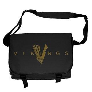 VIKINGS Logo, メッセンジャーバッグ